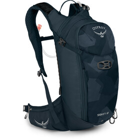 Osprey Siskin 12 Hydration Backpack Herren slate blue